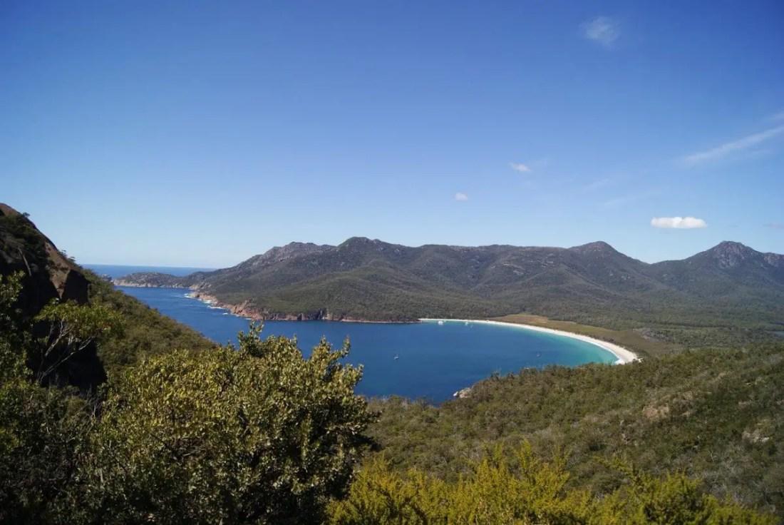 Rutas en carretera, Tasmania Australia
