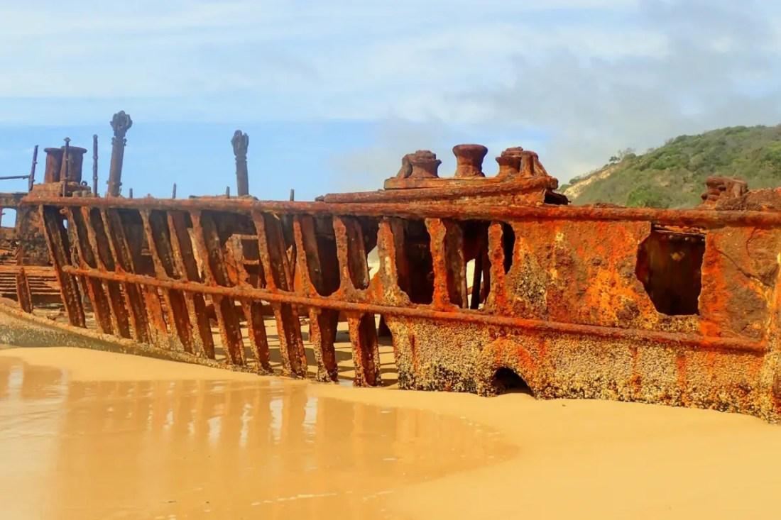 Fraser Island. Qué ver en Australia