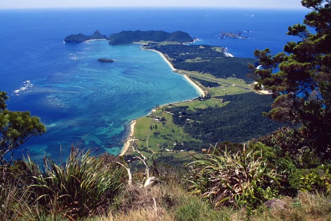 Lord Howe Island que ver en Australia