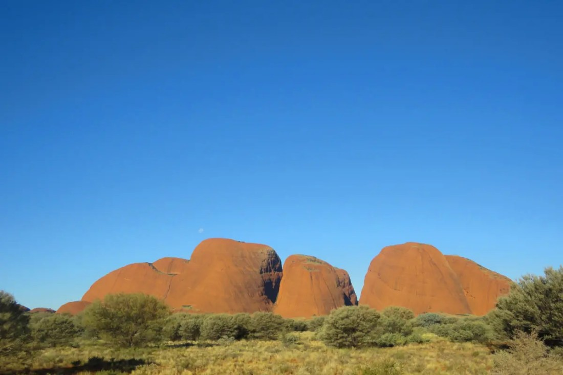 Excursión centro rojo de Australia