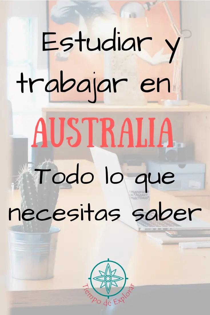 Estudiar, trabajar y vivir en Australia