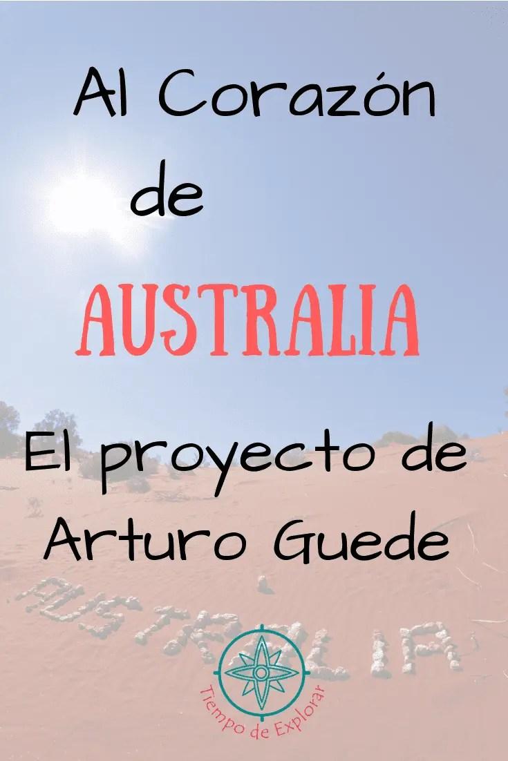 Al Corazón de Australia Pinterest