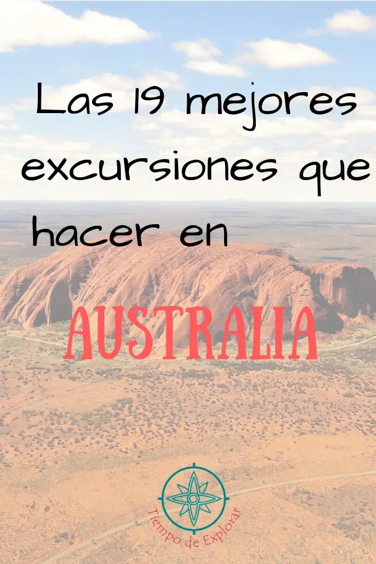 mejores excursiones para hacer en australia. pinterest