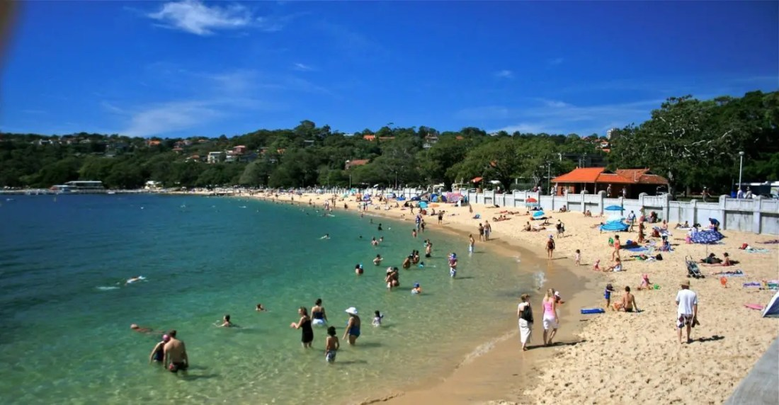 playas de sydney Balmoral Beach