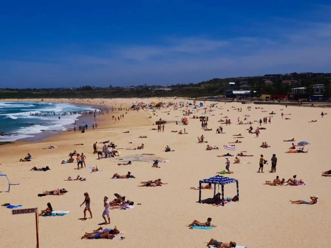 playa sydney Maroubra Beach