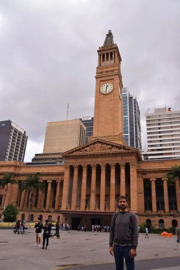 ayuntamiento de Brisbane
