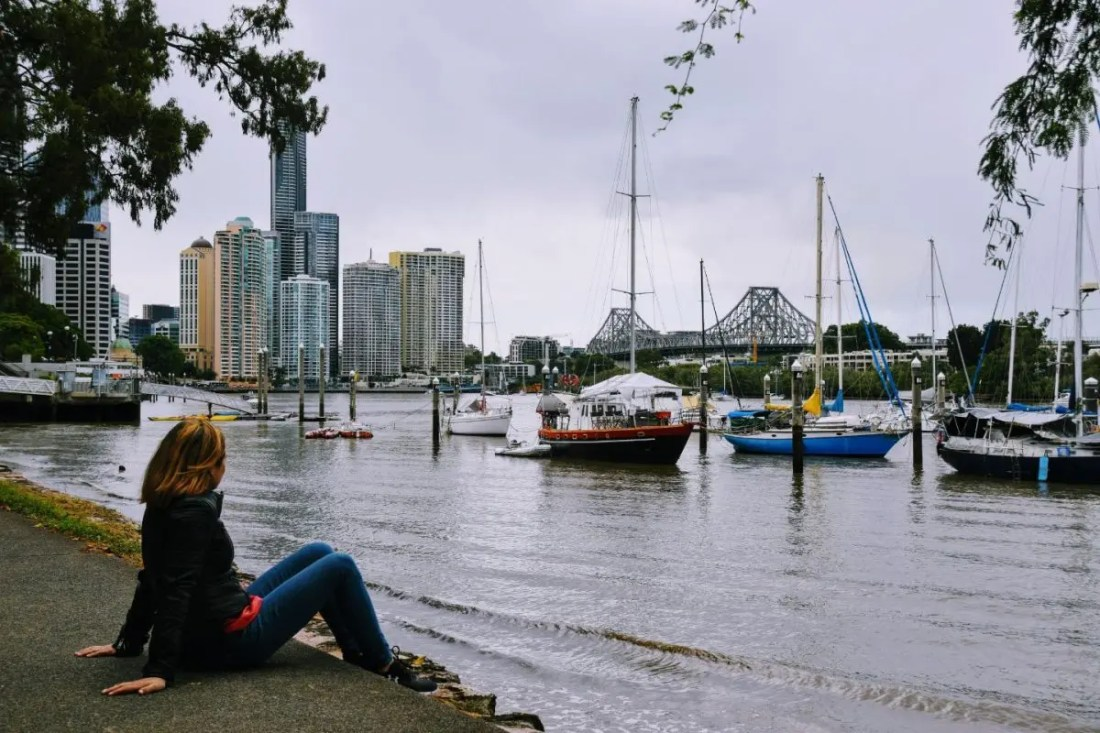 vistas de Brisbane