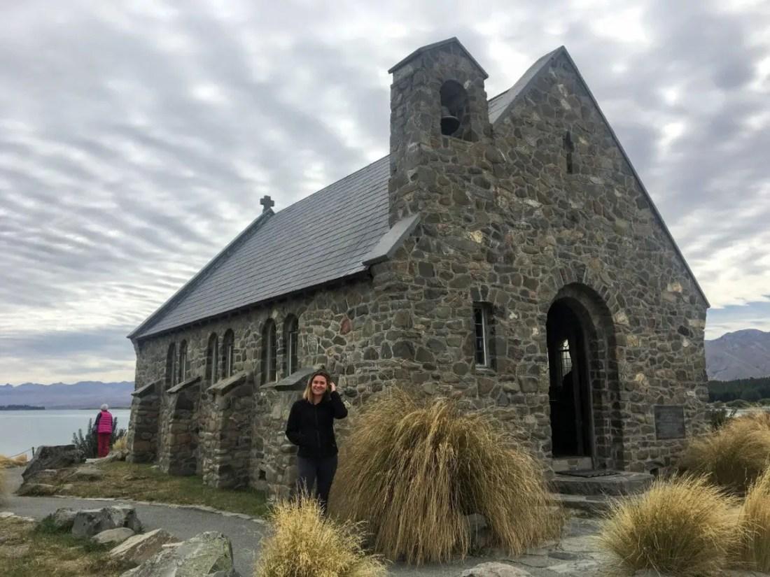 Iglesia del Buen Pastor Nueva Zelanda