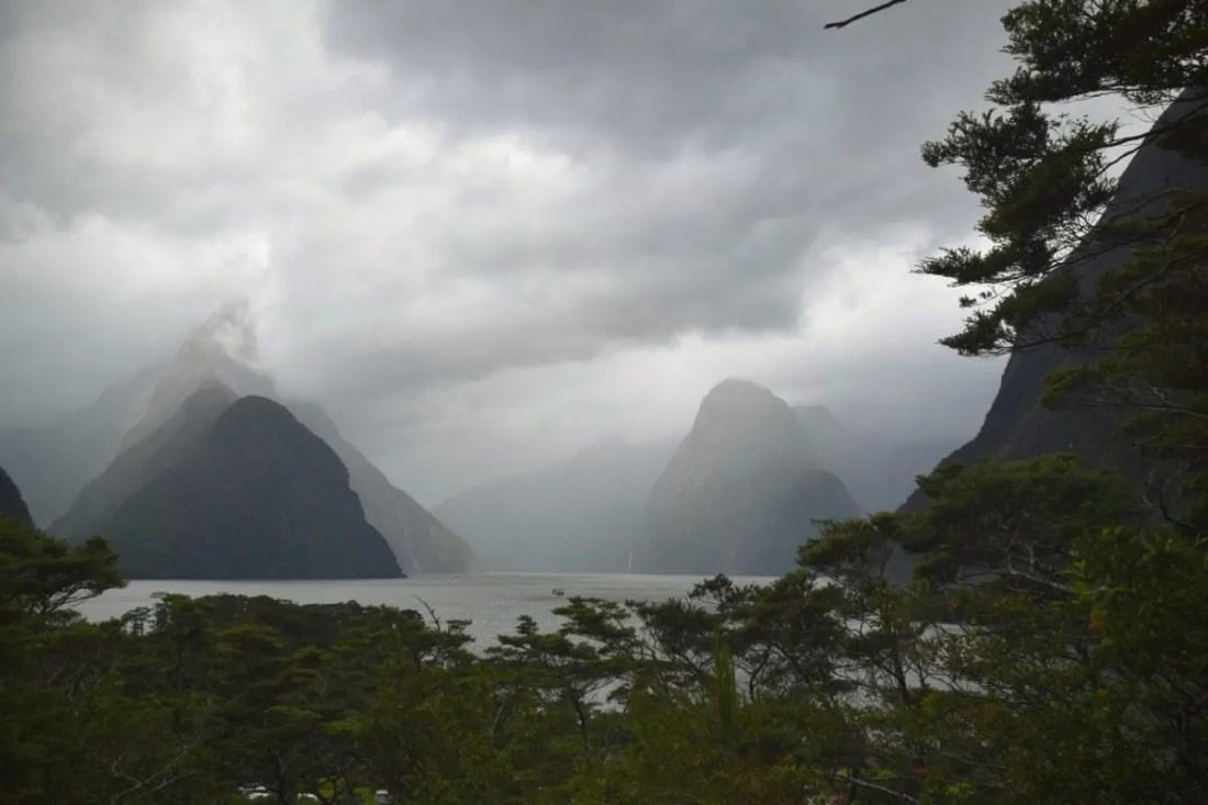 Mildford Sound Isla Sur Nueva Zelanda