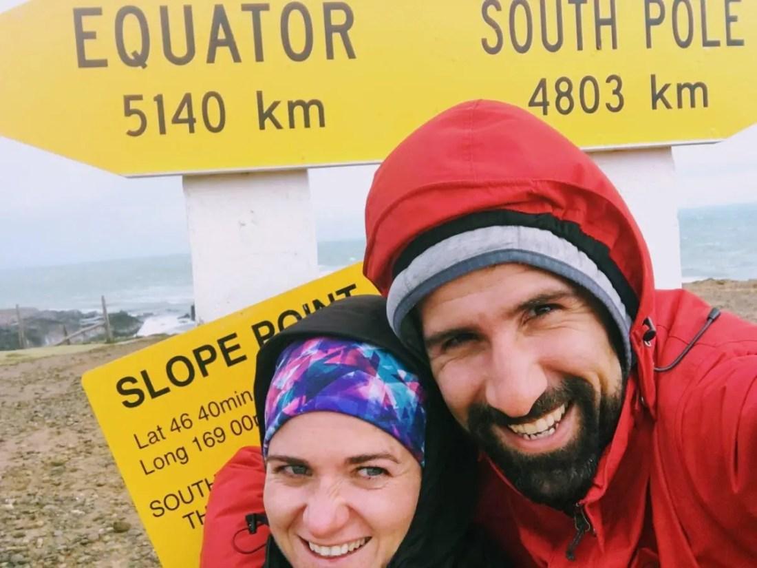 Splope Point que ver Nueva Zelanda