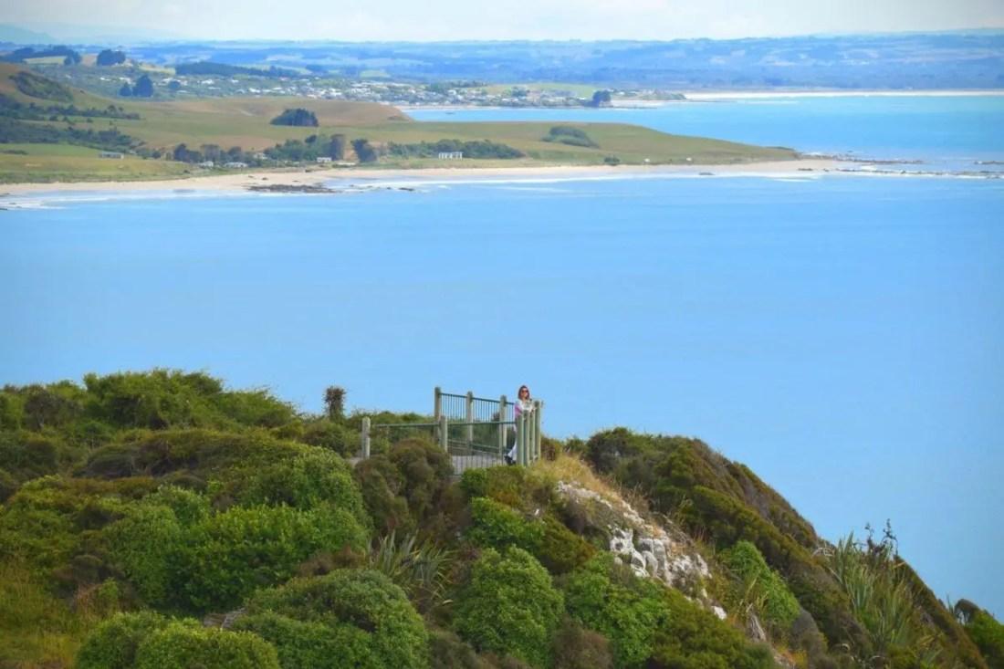 The Catlins sur Nueva Zelanda