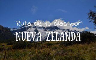 Qué hacer en Nueva Zelanda en 10 días