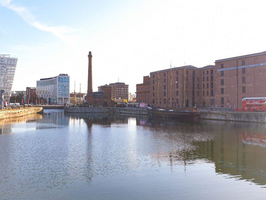 Royal Albert Dock lugares que visitar Liverpool