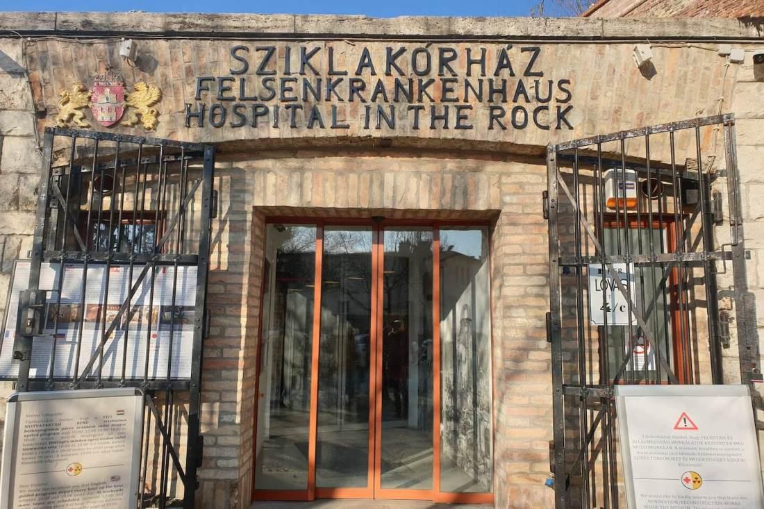 Hospital in the Rock Sziklakórház Atombunker Múzeum