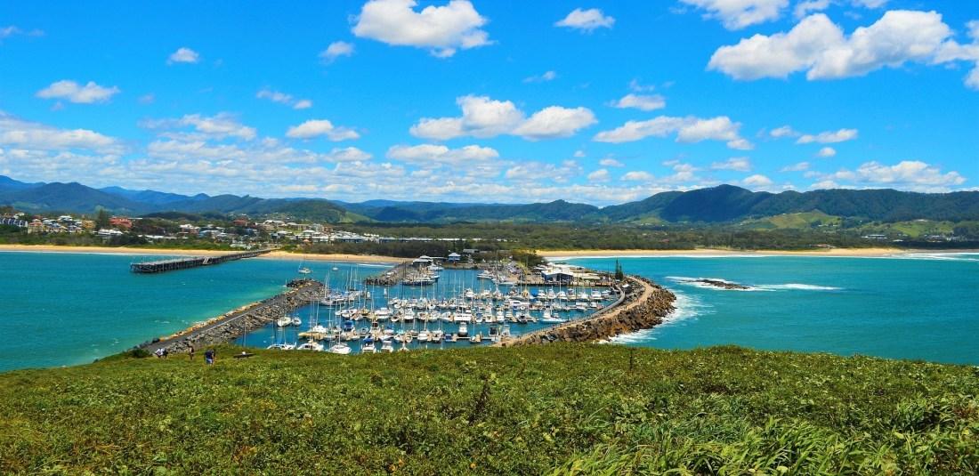 Coffs Harbour Ruta de Sydney a Brisbane Australia