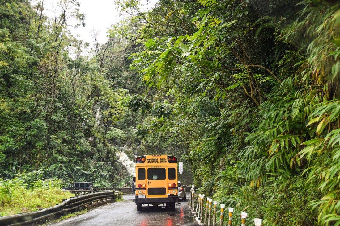 Road to Hana imprescindibles en Maui Hawaii