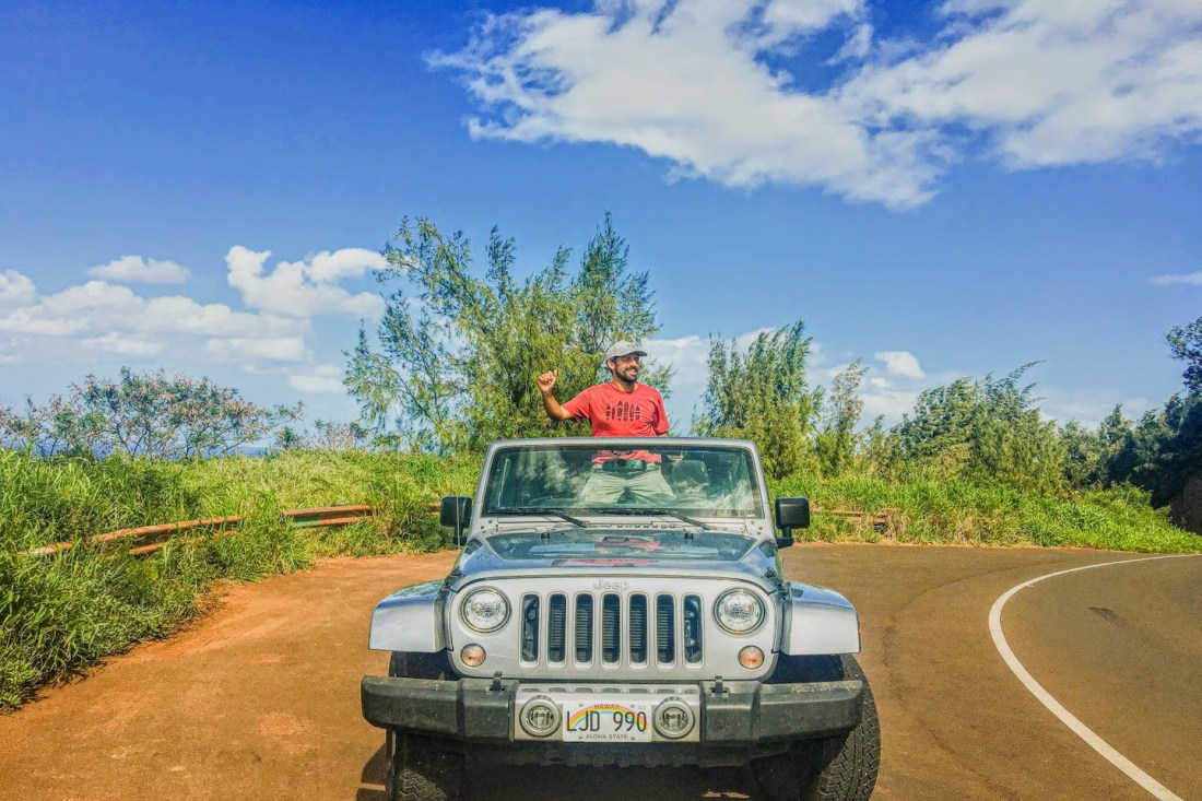 Ruta escénica Kahekili Highway Maui Hawaii