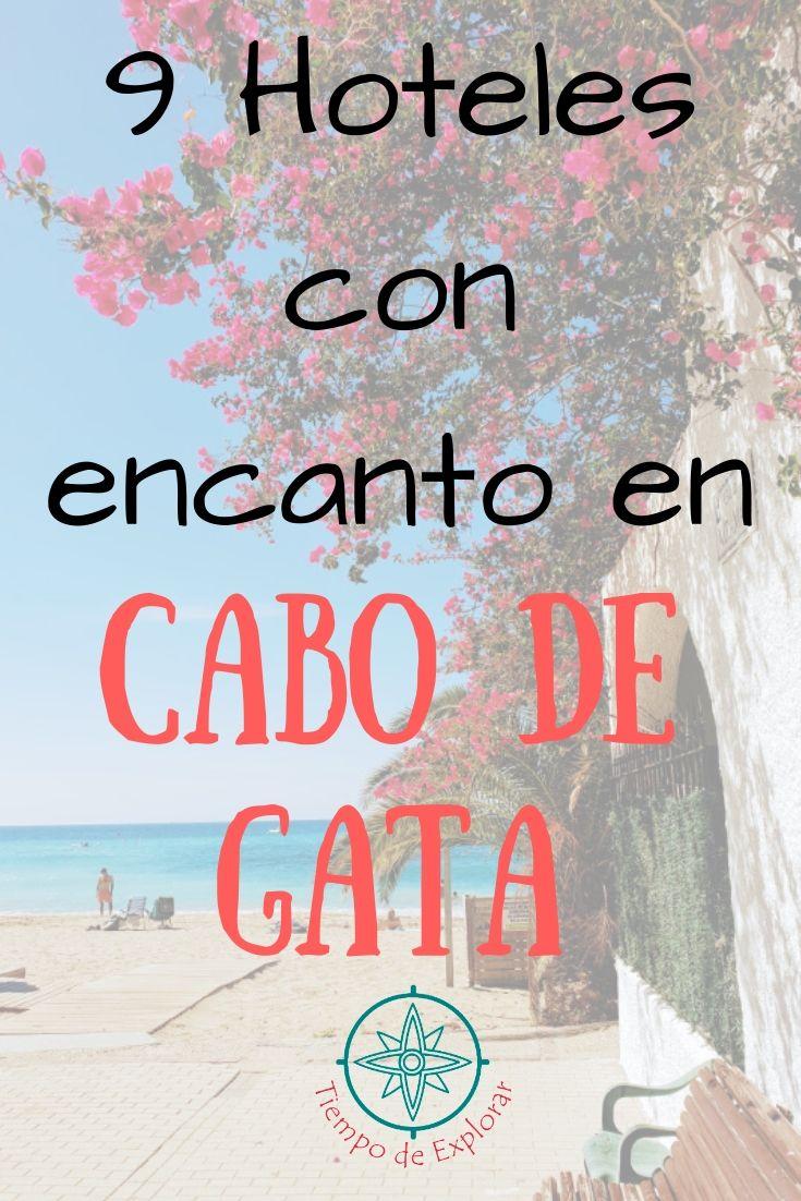 Foteles con encanto en Cabo de Gata