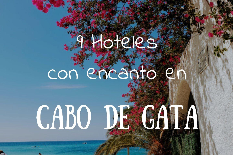 Hotel con encanto en Cabo de Gata