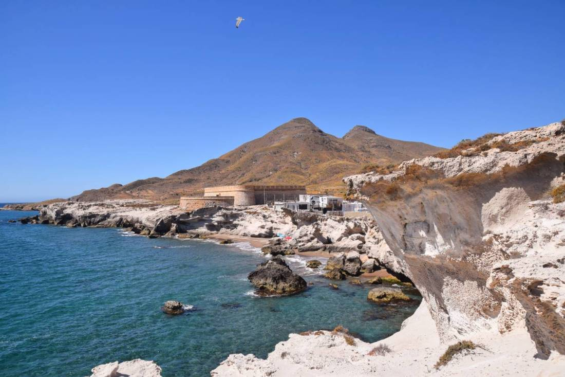 Castillo de San Felipe Cabo de Gata