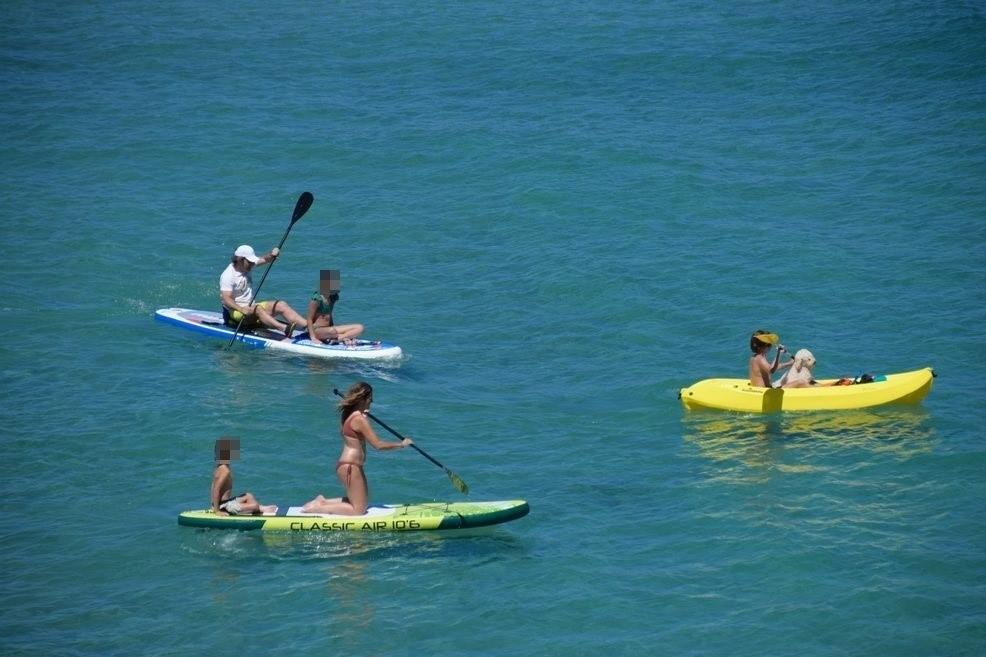Kayak Cabo de Gata Almería