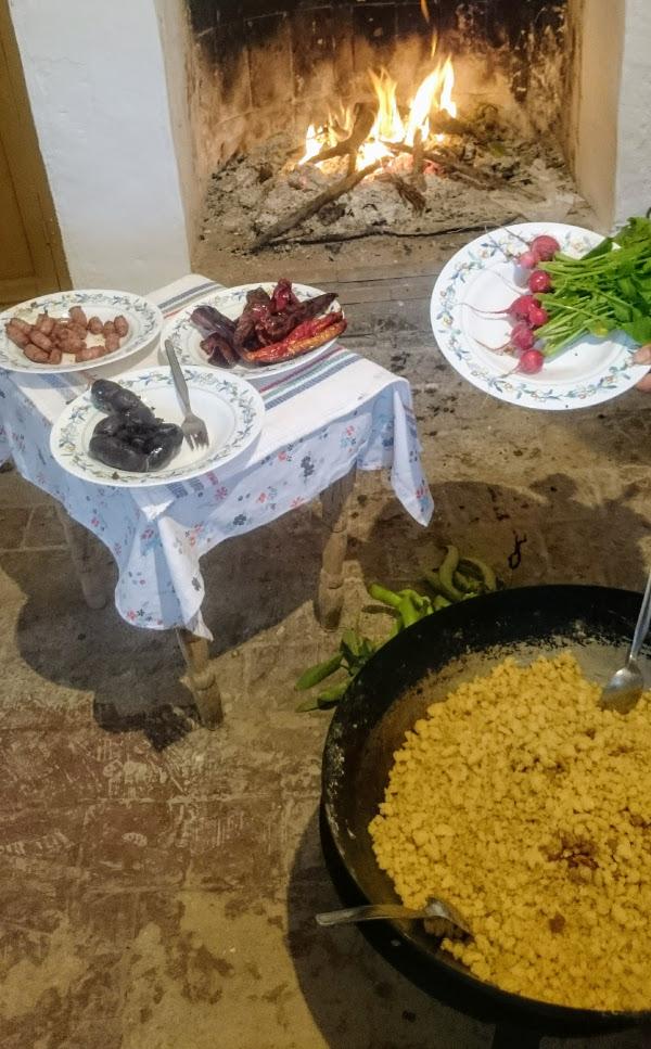 Migas, platos típicos de Almería