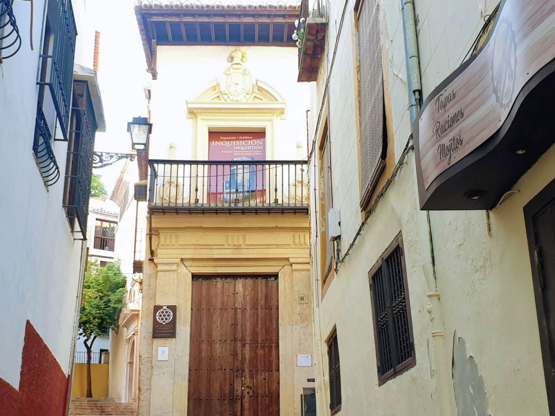 Palacio de los Olvidados de Granada
