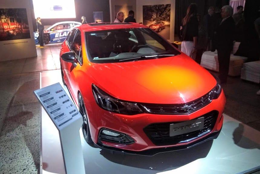 Chevrolet Anuncio Siete Nuevos Modelos Para 2019 Tiempo Motor