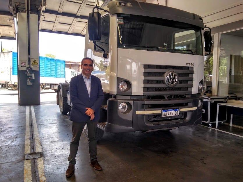 Diego Hernández - Gte. de Postventa de Volkswagen Aregentina