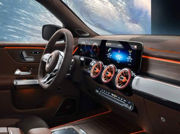 Mercedes-Benz Concept GLB 2019 Mercedes-Benz Concept GLB 2019