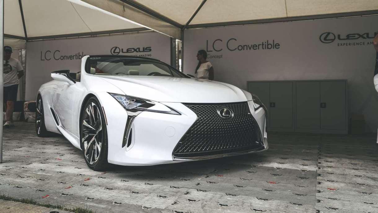 Lexus lcc