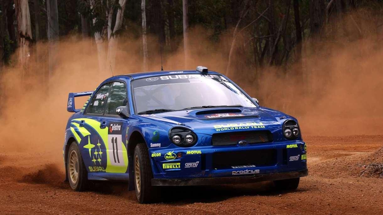 Subaru Impreza - Petter Solberg