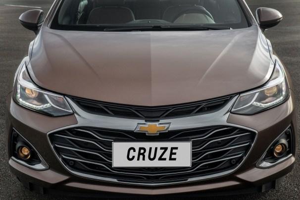 Chevrolet Cruze Premier con Wifi Sedán - frente
