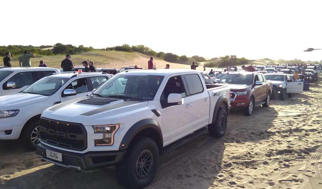 Travesía Ford Verano 2020