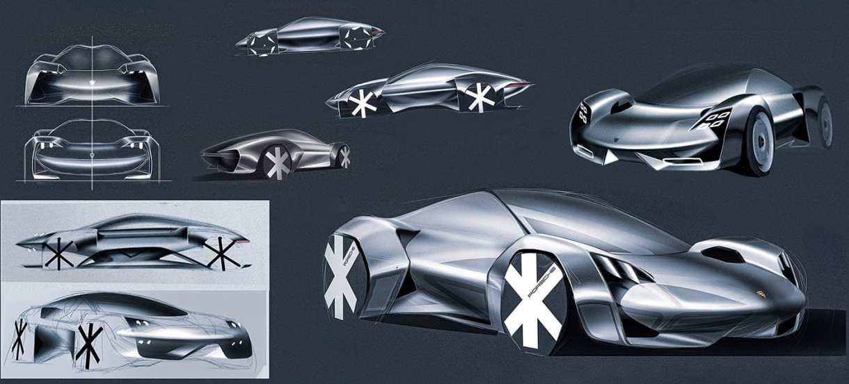 Porsche Grand Tourer Exclusive