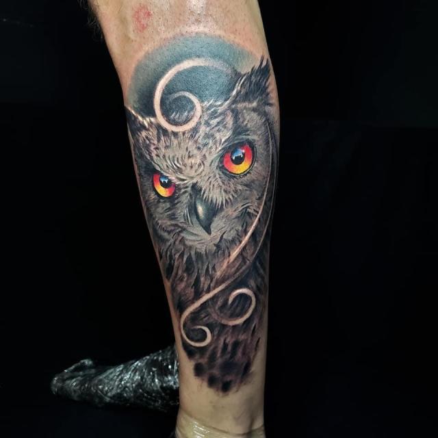 Tatuaje de Montenegro Studio