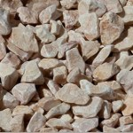 Piedra Triturada Rosa Saco 20kgs - 9/12