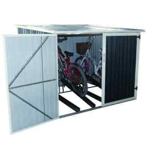 Caseta Metálica para Bicicleta Veloc II