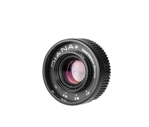 Lomography Diana + 75mm Premium Glass Lens