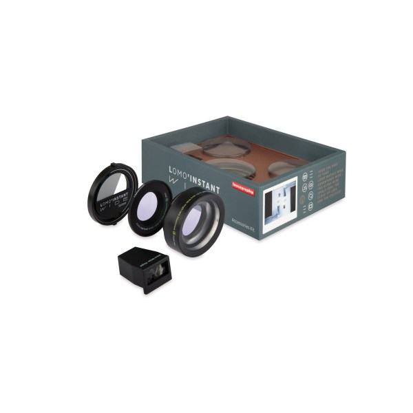 Lomo'Instant WIDE Accessory Kit