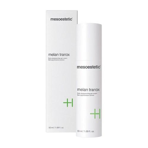 Melan Tran3x gel cream de 50ml de la marca Mesoestetic