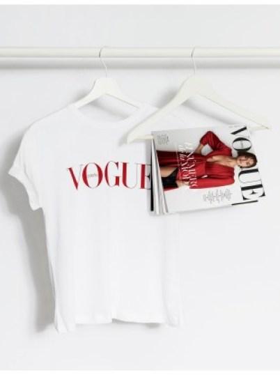 Lote Suscripción Camiseta Vogue Junio 2019