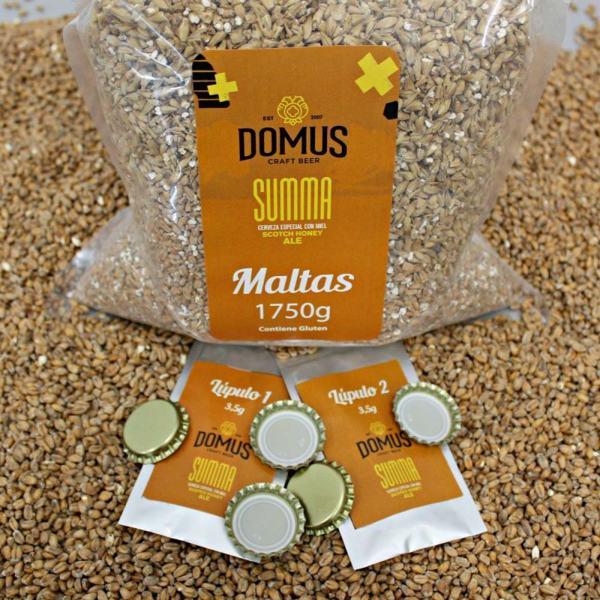 Kit Domus Summa Scotch Honey Ale – Loopulo