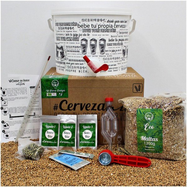 Kit Eco Pilsen Ale – Loopulo