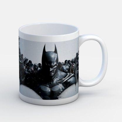 Batman - Jarro personalizado de cerámica
