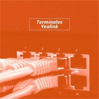 Terminales Yealink