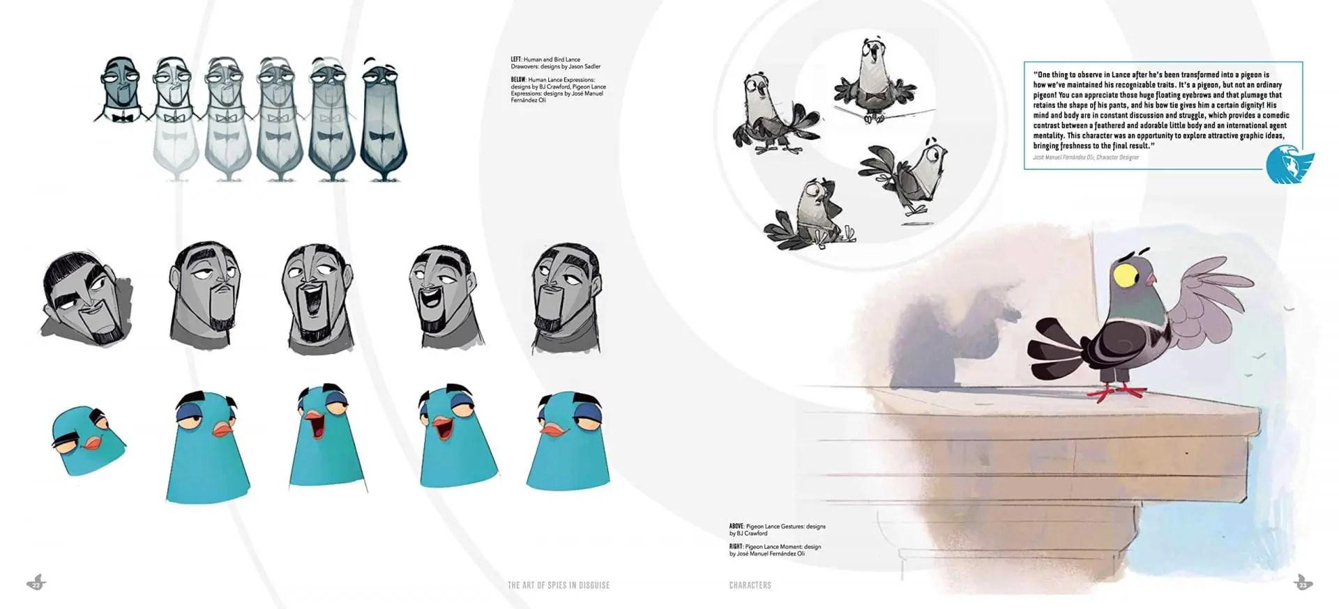 el arte de espias con disfraz artbook
