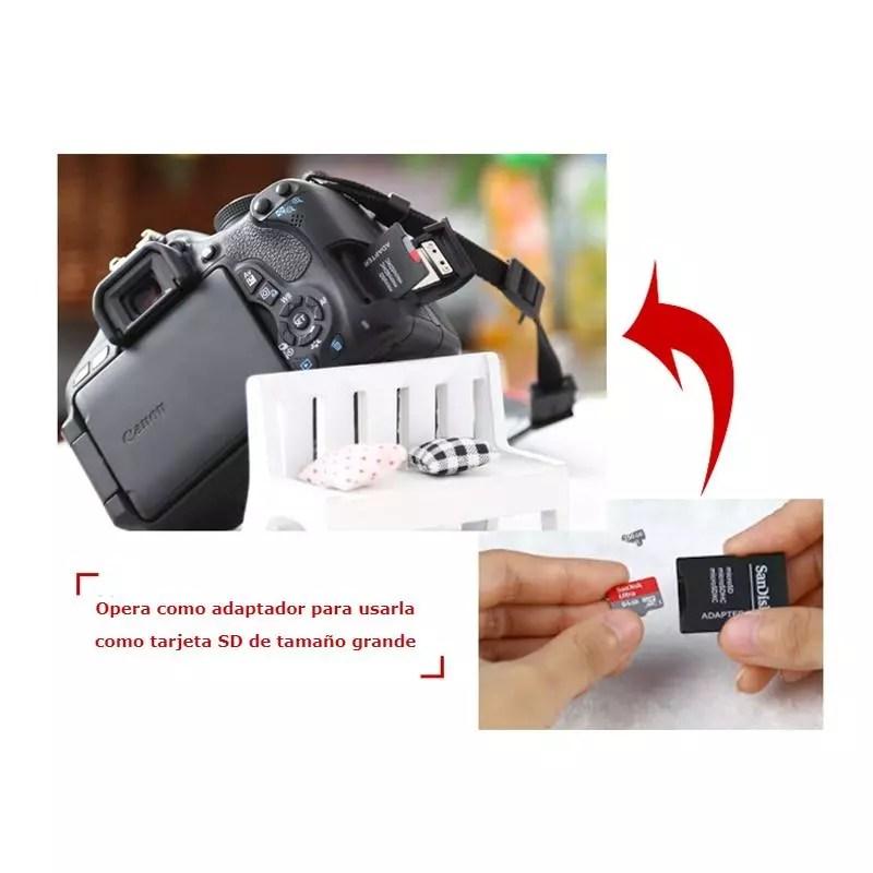 SanDisk tarjeta de memoria flash