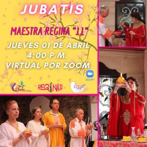JUBATIS – ABRIL 2021