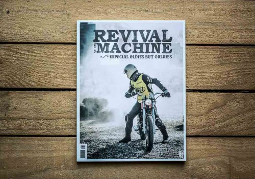 Revival of the Machine nº 28